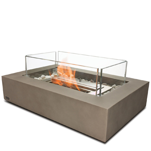 Sale EcoSmart Fire PICCOLO, Natural, Detailfoto