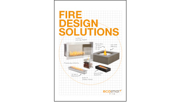EcoSmart Fire Technical Installation Manual Project Book MOONICH-Version