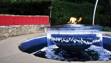 Feuerstelle Bio-Ethanol, ohne Rauch, ohne Russ, ohne Asche, nachhaltig, von EcoSmart Fire