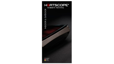 HEATSCOPE Ambient Radiant Heater Flyer Overview