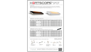 To the HEATSCOPE VK price list gross (incl. 19% VAT)
