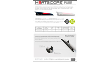 To the HEATSCOPE PURE VK price list gross (incl. 19% VAT)