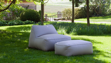 MOONICH Lounge: comfortable armchairs for the garden