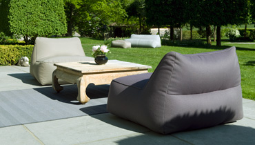 MOONICH Lounge: comfortable armchairs and sofas for the terrace