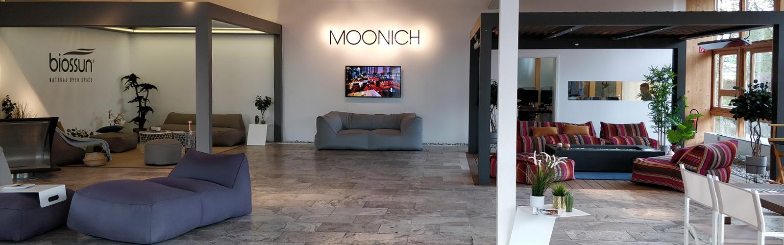 MOONICH Showroom, Kramergasse 32, 82054 Sauerlach - Besuchen Sie uns!