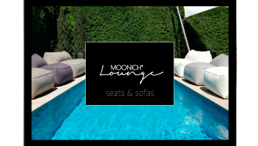 MOONICH Lounge chairs and sofas outdoor catalogue EN 2018-2019