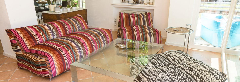 MOONICH Lounge Sessel, Sofas, Hocker