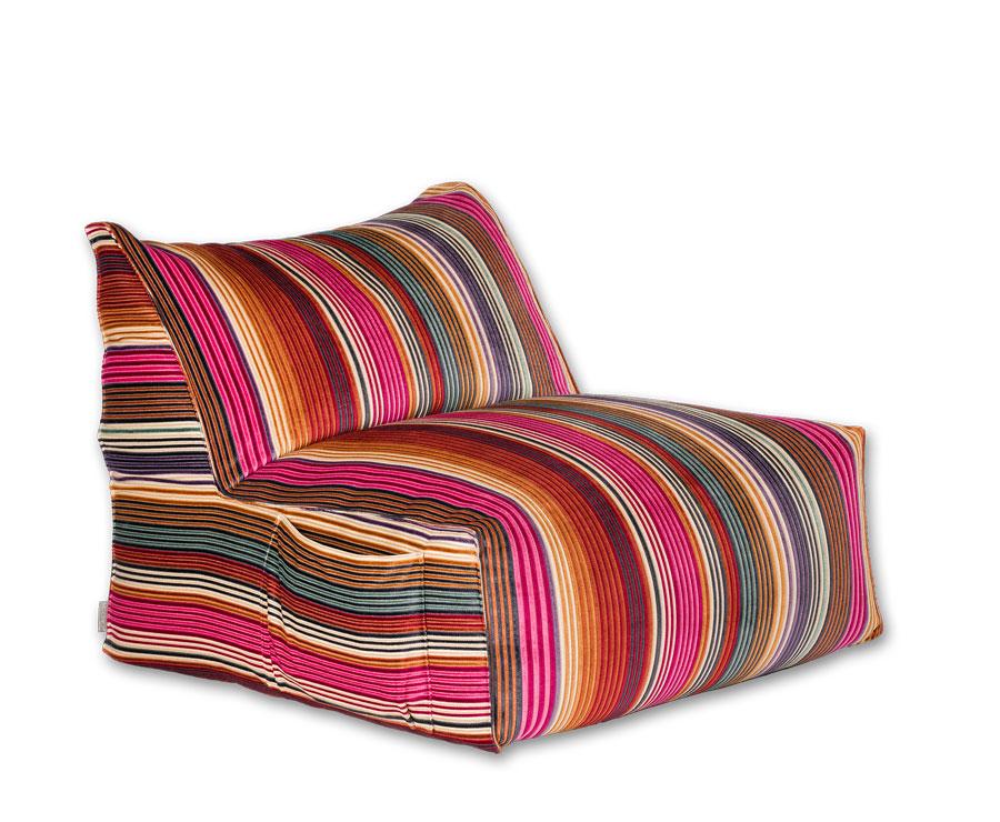 MOONICH Lounge Sessel, Vivara, Detailfoto