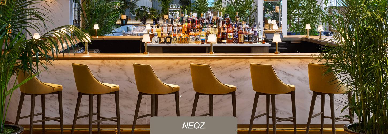 NEOZ kabellose Leuchten fuer Bars, Restaurants, Cafes und zu Hause