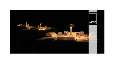 NEOZ kabellose Design-Leuchten Flyer DIN-lang 2017