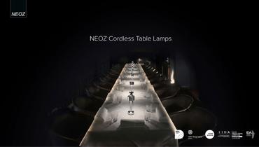 NEOZ kabellose Design-Leuchten Katalog DE 2017