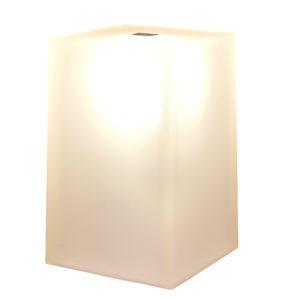 Neoz kabellose Leuchte Lampe Gem Square opal