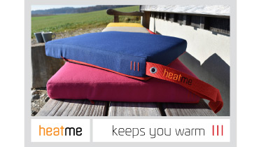heatme wireless heating pad with rechargeable battery, Catalog 2019