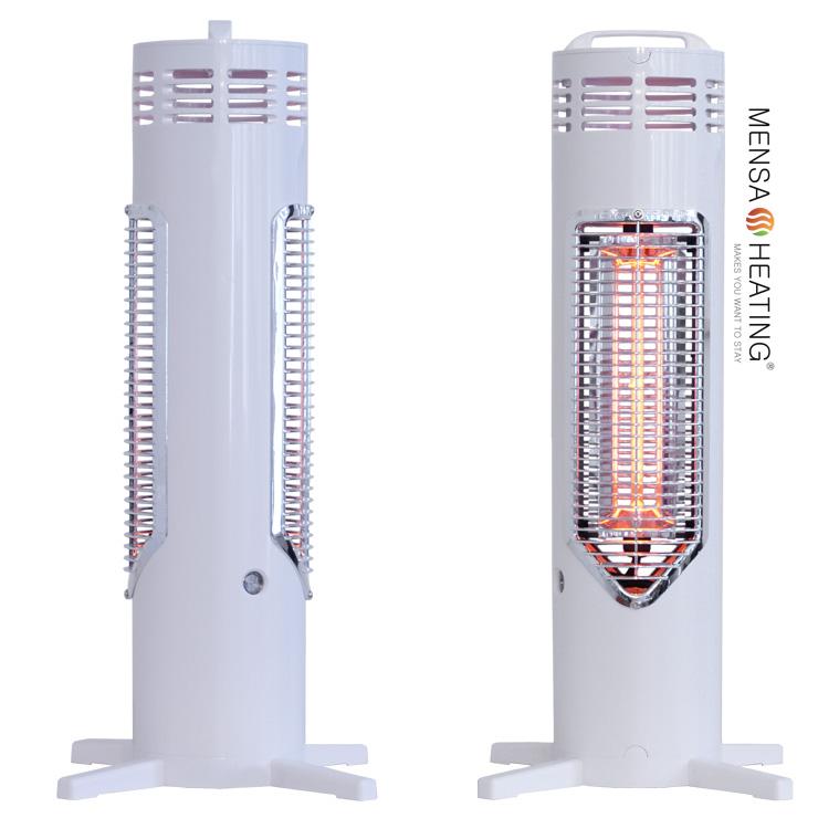 Mensa heating - infrarot Tischheizung, Detailfoto